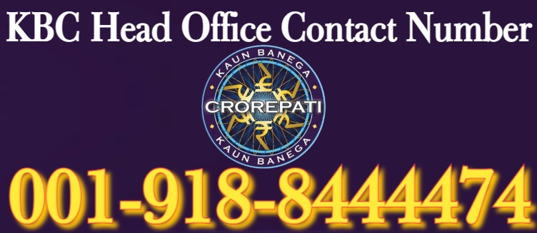 KBC Head Office Contact Number