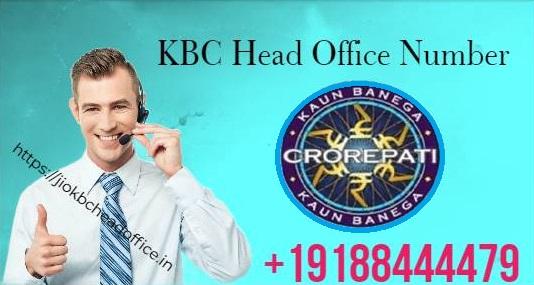 KBC Head Office Number
